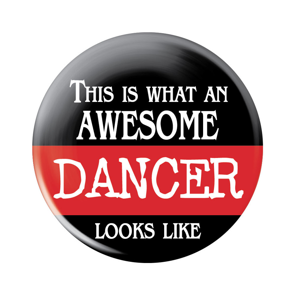 Awesome Dancer Button