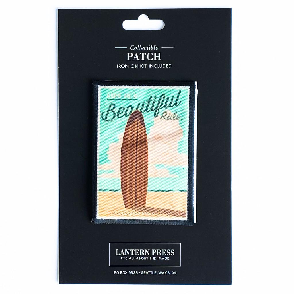 Huntington Beach Surfboard Patch