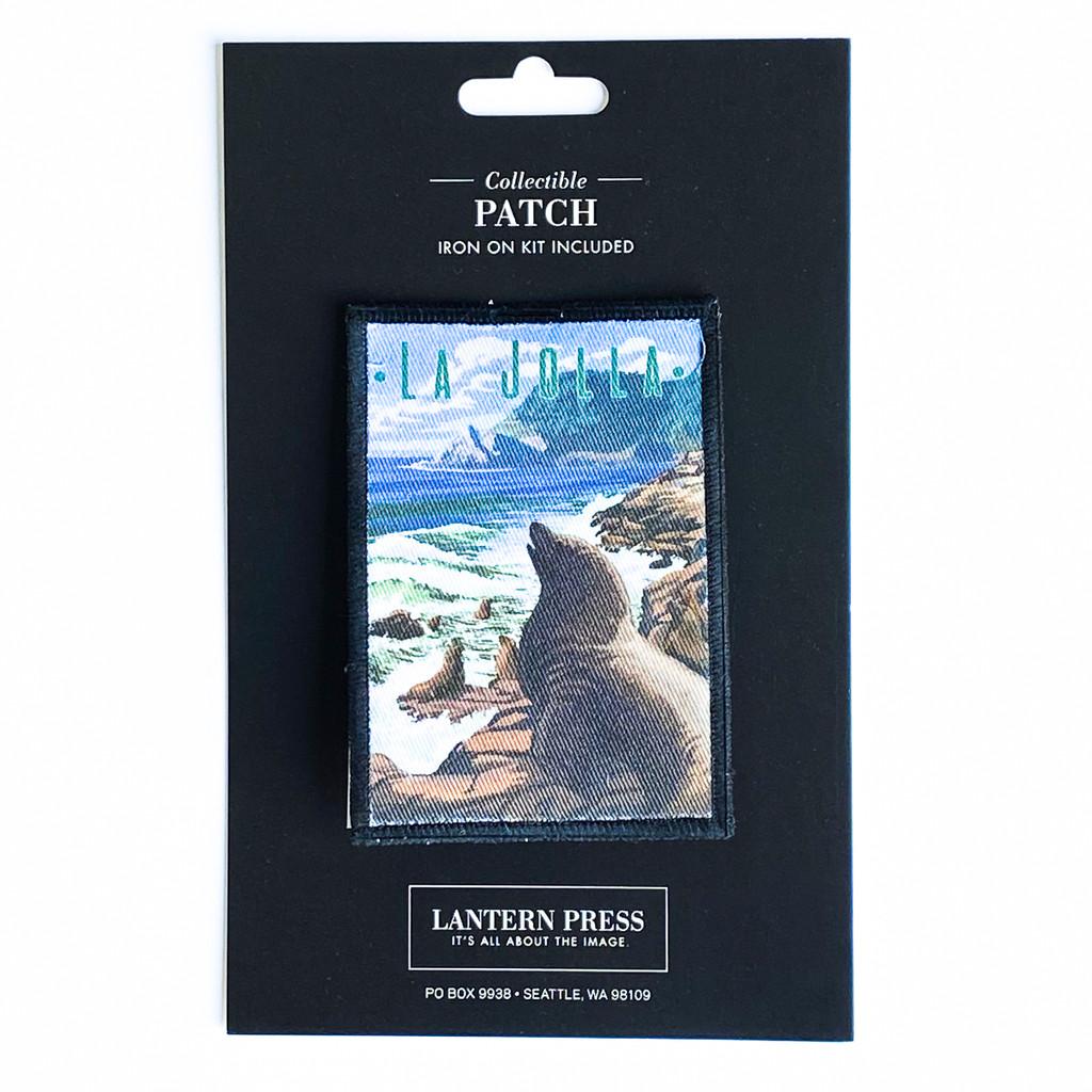 La Jolla Sea Lions Patch
