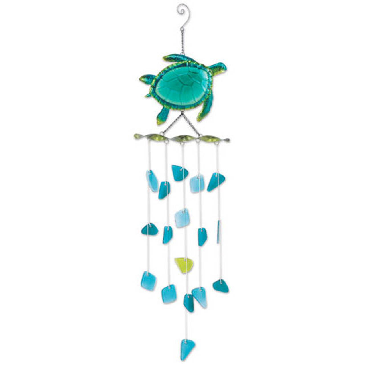 Suncatcher Shell Clam Hanging Bell Wind Chime
