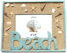 Beach Picture Frame