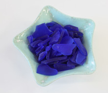 Dark Blue Sea Glass