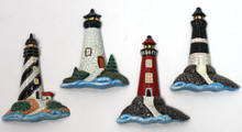 Lighthouse Magnets - 1 dozen