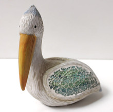 Crushed Glass Pelican