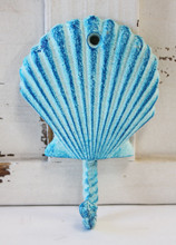 Scallop Shell Wall Hook
