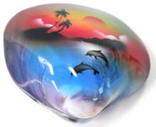 Painted Clam Pair