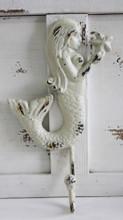 White Mermaid Hook