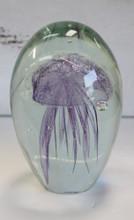 Light Purple Glass Jellyfish