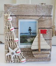 Nautical Wood Frame