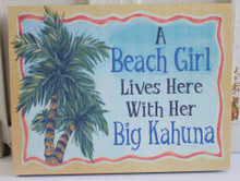 Beach Girl - Big Kahuna
