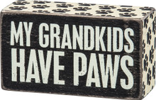 My Grandkids Have Paws