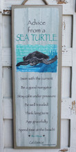Advice from a Sea Turtle
