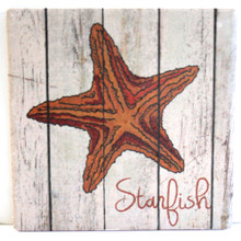 Starfish Coaster