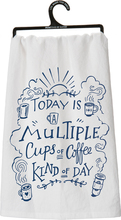 Today is a Multiple Cups of Coffee Kind of Day