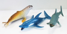 Sea Life Animal Figures