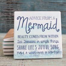 Advice from a Mermaid Coaster