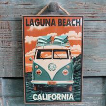 VW Bus Laguna Beach