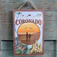 Coronado Beach Photo Montage