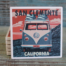 San Clemente VW Bus
