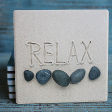 Relax Stones Coaster