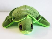 Green Turtle Plush