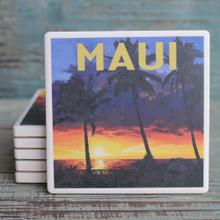 Maui Sunset Coaster