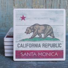 Santa Monica, California Republic Coaster