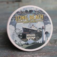 Long Beach Montage Car Coaster