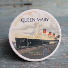 Queen Mary Car Coaster