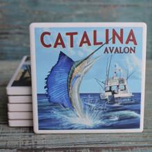 Catalina Sailfish Coaster