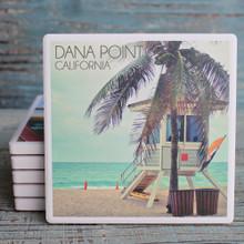 Dana Point Lifeguard Shack Coaster