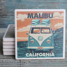Malibu VW Van Coaster