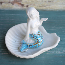 Mermaid Jewelry Holder