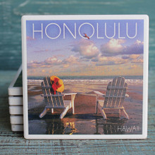 Honolulu Adirondack Chairs Coaster