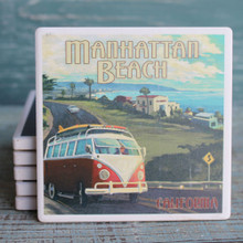 Manhattan Beach VW Cruisin' Coaster