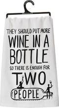 More Wine in a Bottle