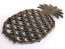Pineapple Cast Iron Trivet
