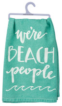We're Beach People