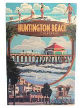 Huntington Beach Montage