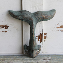 Whale Tail Iron Hook