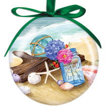 Gifts of the Sea Ball Ornament
