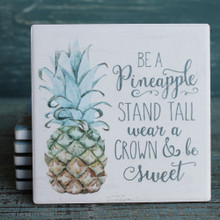 Be a Pineapple Coaster