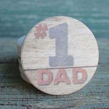 #1 Dad Car Coaster
