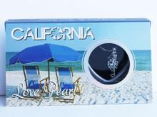 California Seahorse Love Pearl Necklace