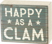 Happy as a Clam