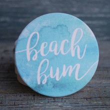 Beach Bum Car Coaster