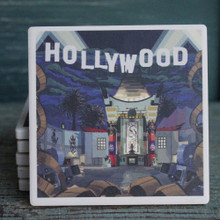 Hollywood Scenes - LA Coaster
