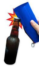 Sewn In Bottle Opener
