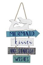 Mermaid Hanging Sign