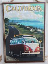 VW Van Cruise California